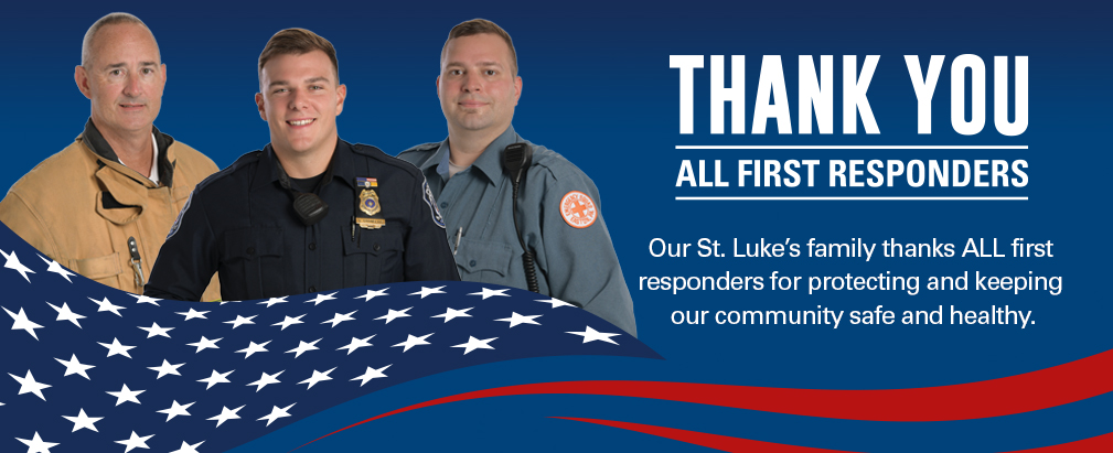 Thank You All First Responders