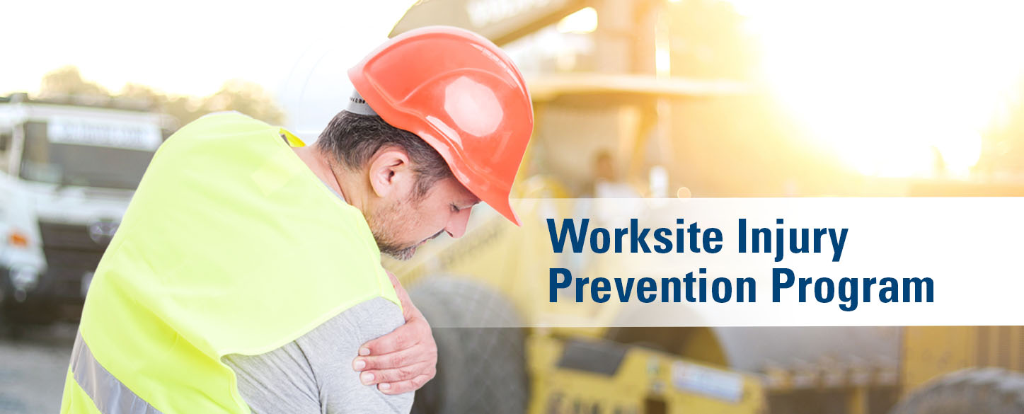 Worksite Injury Prevention Program