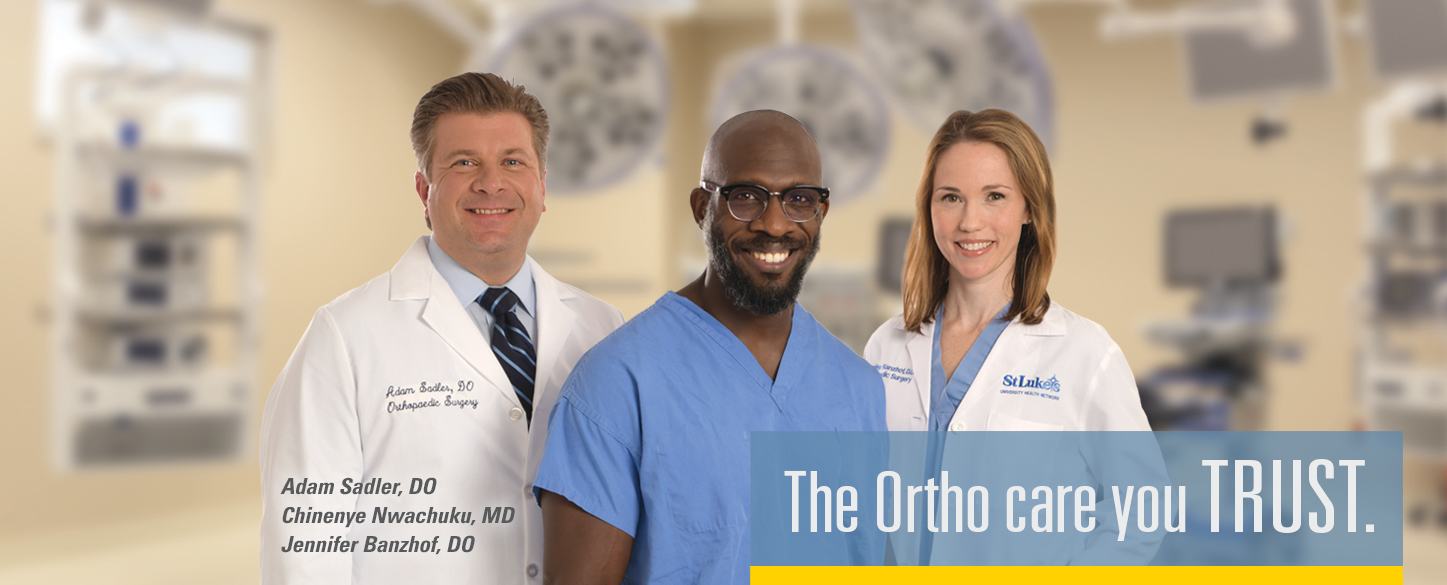 The Ortho care you TRUST