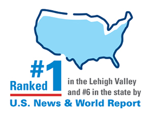 St. Luke's Top Ranked by U.S. News & World Report