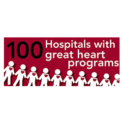 Hospitals with great heart programs